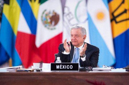 Presedintele mexican doreste crearea unui bloc comunitar pe modelul Uniunii Europene in America Latina