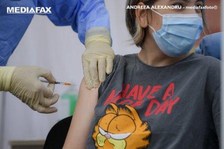Campania de vaccinare din Marea Britanie trece la nivelul urmator: copiii  intre 12 si 16 ani