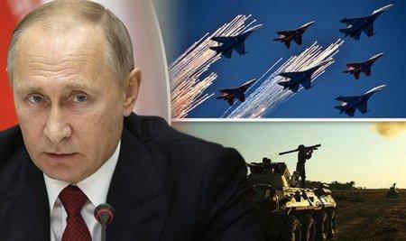 Rusia zguduie toata Europa! A scos tancurile si rachetele. Demonstratie de forta a lui Putin