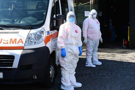 Coronavirus in Romania, 19 septembrie. Aproape 800 de pacienti COVID sunt la ATI