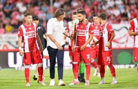 Asta-i o problema cat Casa Poporului! » Ultima veste dinspre Bonetti ar putea provoca mari batai de cap la Dinamo