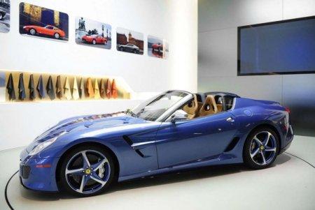 Italia se lupta pentru producatorii autohtoni de masini de lux. Tara cere scutirea marcilor emblematice de noile masuri impotriva poluarii
