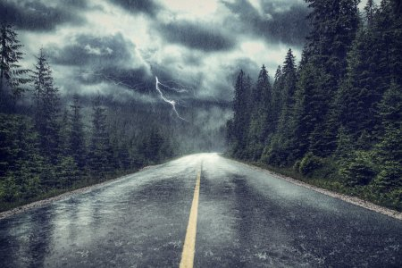Alerta meteo ANM! Vin ploile in Romania. Vremea se da peste cap