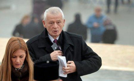 Fostul primar al Capitalei Sorin Oprescu, infectat cu COVID-19