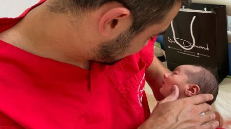 Marcel Ciolacu, seful PSD, a devenit bunic