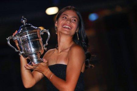 Avertisment primit de Emma Raducanu dupa triumful de la US Open 2021: Acum adversarii tai nu mai au nimic de pierdut