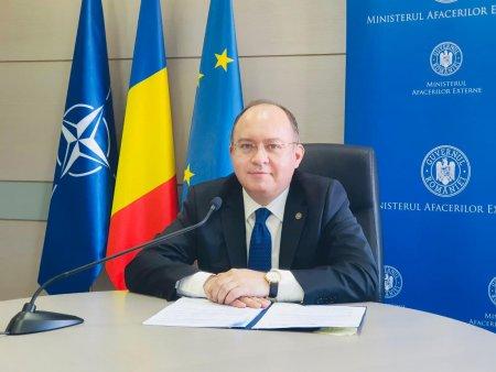 Ministrul Bogdan Aurescu va participa la a 76-a sesiune a Adunarii Generale a ONU