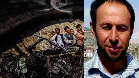 Rudele afganilor <span style='background:#EDF514'>BOMBARDAT</span>i de americani la Kabul vor despagubiri si sa traiasca in SUA. Iertare e un cuvant prea greu!