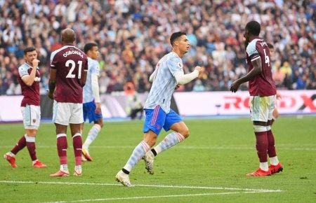 Ronaldo, de neoprit! A marcat iar pentru United si a stabilit un nou record