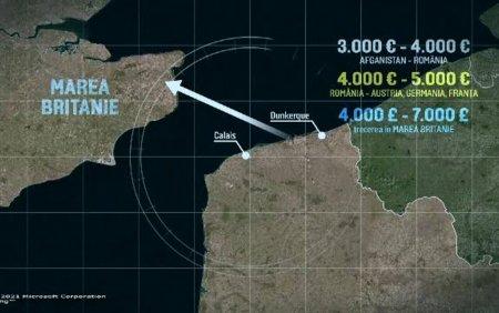Circuitul banilor in retelele de migranti de contrabanda. Structuri de crima organizata