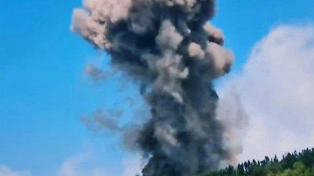 Eruptie in Insulele Canare, dupa 40 de ani de tacere vulcanica. Autoritatile evacueaza populatia
