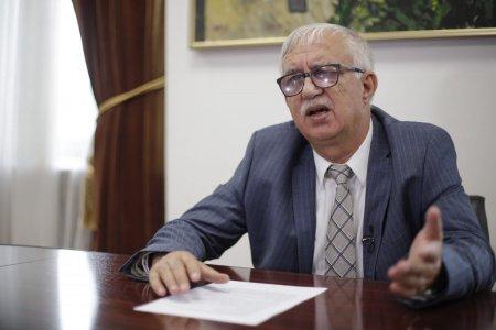 Augustin Zegrean: Guvernul nu cade daca Parlamentul nu aproba noile propuneri de ministri