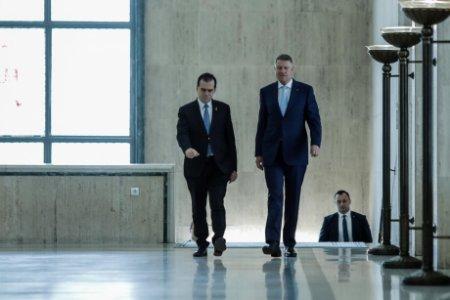 VIDEO   <span style='background:#EDF514'>LUDOVIC</span> Orban il critica dur pe Iohannis, dupa pledoaria pentru golf: 'Mi se pare total deplasat'
