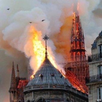Lucrarile de asigurare si consolidare la Catredala Notre-Dame s-au incheiat - Cand va fi redeschisa crediciosilor