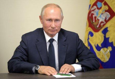 Partidul Rusia Unita, care il sustine pe Vladimir Putin, este pe primul loc in scrutinul parlamentar
