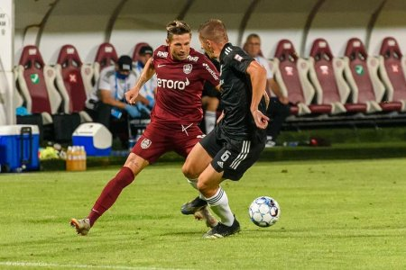 CFR Cluj - CS Universitatea Craiova » Duel tare, Petrescu vs Reghecampf. Echipe probabile + cele mai tari cote