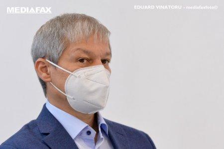 Dacian Ciolos, USR PLUS: Premierul Citu are un comportament iresponsabil