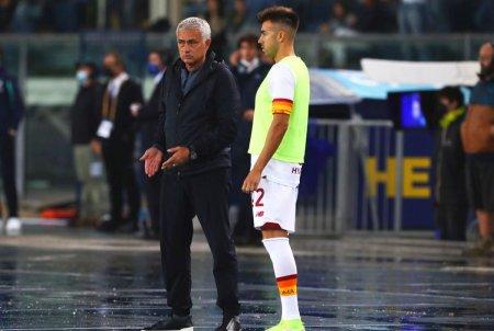 Primul esec al lui Mourinho la Roma: Am nevoie de cateva ore pentru a intelege ce s-a intamplat + doua goluri exceptionale in meci