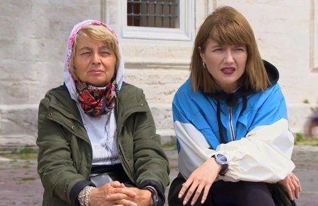 Asia Express, 19 septembrie 2021. Alexandra Ungureanu a cedat si a izbucnit in lacrimi. Artista s-a speriat pentru mama ei