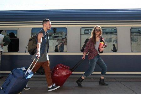 Transportul feroviar de calatori din Romania a inregistrat o scadere de doar 19%  in primele trei luni ale acestui an fata de perioada similara a anului trecut: printre cele mai mici scaderi din Europa
