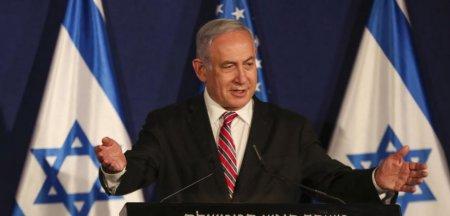 Fostul premier israelian <span style='background:#EDF514'>NETANYAHU</span> a sugerat pe Facebook ca Joe Biden a adormit in timpul intalnirii cu prim-ministrul Israelului
