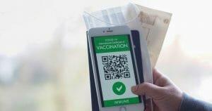 ATENȚIE! Certificatul verde intra in vigoare de azi