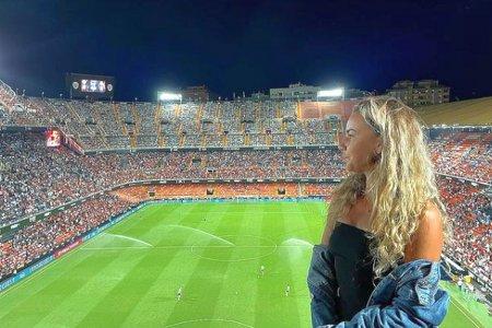 Cine e jucatoarea de tenis din Romania care a trait de pe stadion victoria dramatica a lui Real Madrid din La Liga