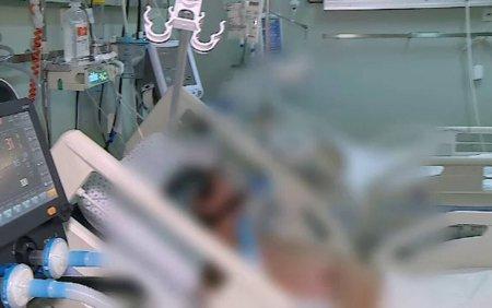 Cate locuri mai sunt libere la ATI in spitalele din tara. Care este situatia in Capitala
