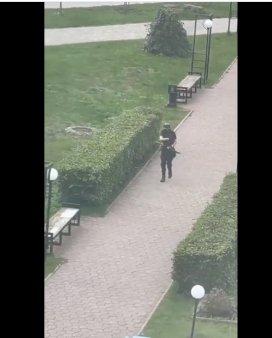 ULTIMA ORA. Atac armat intr-o universitate din Rusia. Mai multi studenti au fost ucisi, iar altii, raniti VIDEO