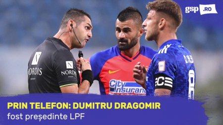 Dumitru Dragomir il indeamna pe Mititelu jr. sa-l pastreze pe Mutu: Ține-l si termina contractul, iar la final poti da un verdict!