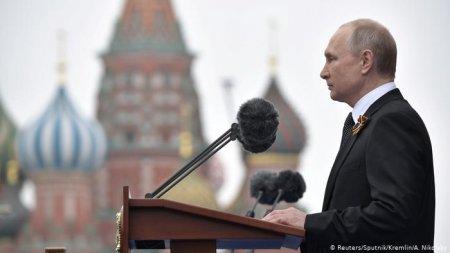 Partidul lui Vladimir Putin a castigat alegerile parlamentare din Rusia