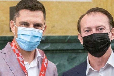 Un om cu greutate din fotbal ii ia la intrebari pe Florin Citu si Eduard Novak: Nu se poate asa ceva! Ministrii nu fac nimic