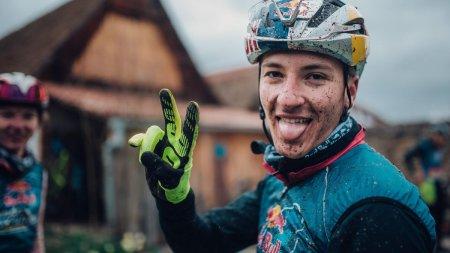 Ciclistul Vlad Dascalu a obtinut locul al doilea la Cupa Mondiala de mountain bike de la Snowshoe