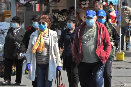 Rata de infectare din capitala a depasit 2,5 la mie