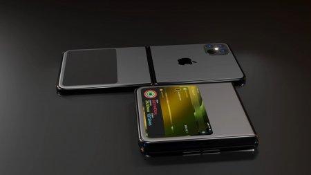 Apple ar putea lucra la doua telefoane pliabile: iPhone Fold si iPhone Flip