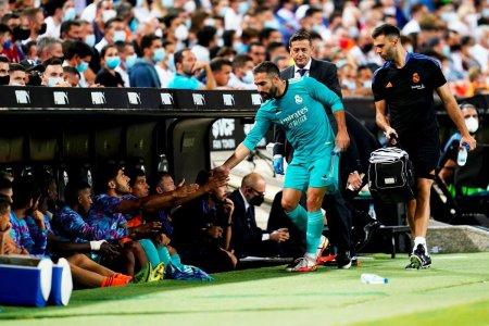 Situatia alarmanta la <span style='background:#EDF514'>REAL MADRID</span>: s-a rupt inca un titular! 7 jucatori ai madrilenilor, indisponibili