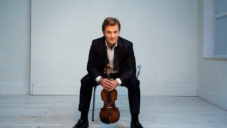 Dirijorul-fenomenChri<span style='background:#EDF514'>STOP</span>h Eschenbach, violonistul Renaud Capucon si membrii Firlarmonicii Berlin, program special la Festivalul Enescu