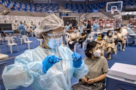 Veste-soc: Qatarul ar putea interzice jucatorii nevaccinati la Mondial!