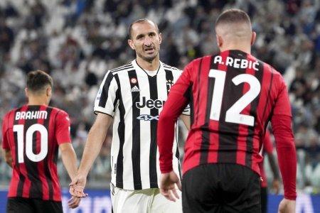 Fara aparare » De 18 <span style='background:#EDF514'>MECIURI</span> la rand, Juventus primeste gol, cea mai lunga serie din campionatele de top