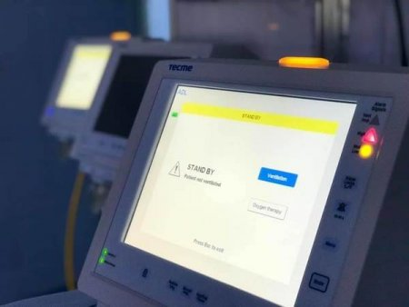 Galatiul infrunta valul patru al pandemiei cu investitii noi in spitale