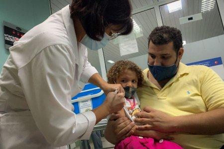 Cuba, prima tara care a inceput vaccinarea in masa a copiilor de cel putin 2 ani, ca strategie pentru deschiderea scolilor si gradinitelor