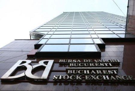 Scaderi abrupte luni dupa-amiaza la bursa de la Bucuresti. Declin puternic pe companiile din energie