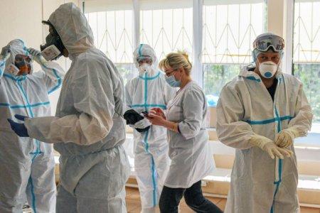 Focar de COVID-19 la un spital din tara. Pacientii unei sectii s-au infectat