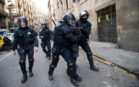 Cinci oameni, impuscati in timpul unei petreceri, in Spania. O femeie insarcinata a pierdut copilul