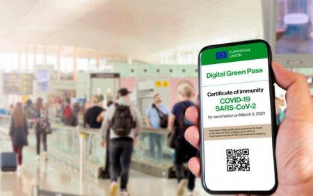 Certificatul verde, obligatoriu in localitatile cu rata peste 3. Ilfov si <span style='background:#EDF514'>SATU MARE</span> au depasit pragul critic