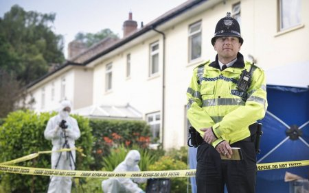 Caz socant in Anglia. Politia a gasit patru cadavre intr-o casa
