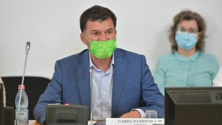 Șeful Garzii de Mediu, Octavian <span style='background:#EDF514'>BERCEA</span>nu, demis de premierul Florin Citu