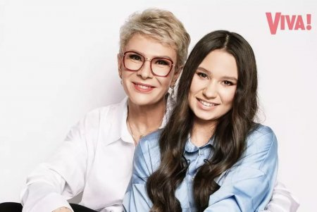 Teo Trandafir, declaratii emotionante despre fiica ei, Maia:
