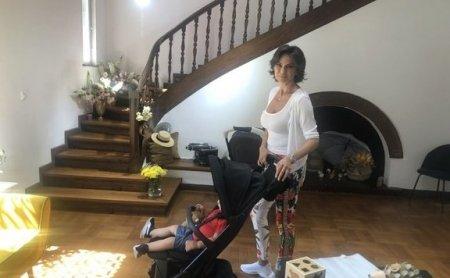 Baietelul Ramonei Badescu a implinit 2 ani, iar mama lui l-a sarbatorit la Bucuresti. Care a fost primul cadou primit de Ignazio