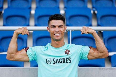 Cristiano Ronaldo a fost victima unei escrocherii de 300.000 de euro